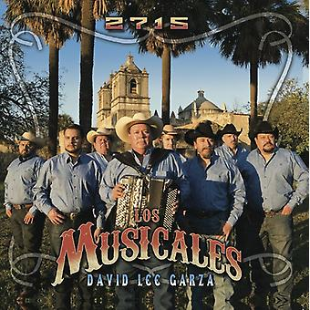 David Lee Garza - 2715 [CD] USA import