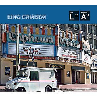 King Crimson - Live på Orpheum (CD + DVD Audio) [CD] USA import