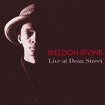 Weldon Irvine - Live på Dean Street [CD] USA import