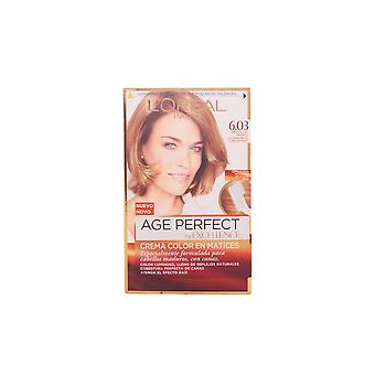 L'Oreal Expert Professionnel EXCELLENCE AGE PERFECT tinte #6,03 rubio oscuro radiante