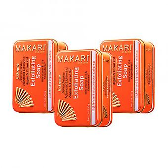 Makari Extreme Carrot & Argan Soap - 3 Bars