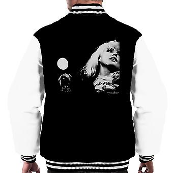 Varsity Jacket Blondie, Debbie Harry Manchester Free Trade Hall 1977 maschile