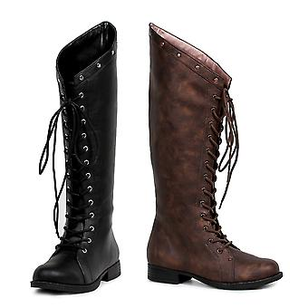 Ellie Shoes E-181-chasseresse 1inch Womens Boot Knee High