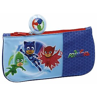 Safta Portatodo Plano Pjmasks (Toys , School Zone , Pencil Case)