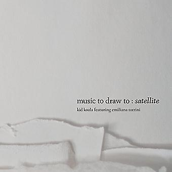Kid Koala / Torrini, Emiliana - musik til lodtrækningen til: satellit [CD] USA import