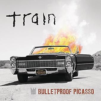 Train - Bulletproof Picasso [CD] USA import