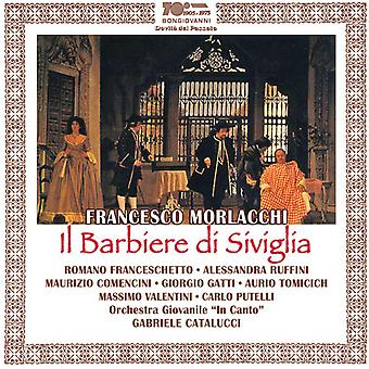 Morlacchi, Francesco / Ruffini, Alessandra - Il Barbiere Di Siviglia [CD] USA import