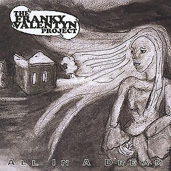 Importieren Sie die Franky Valentyn Projekt - alles in einem Traum [CD] USA