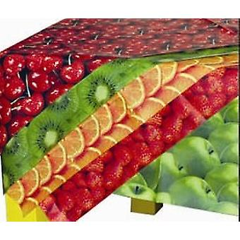 Bright Fruity Splash Mat Tablecovers - 5 Pack