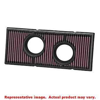 K&N Drop-In High-Flow Air Filter KT-9907 Fits:NON-US VEHICLE SEE NOTES FO