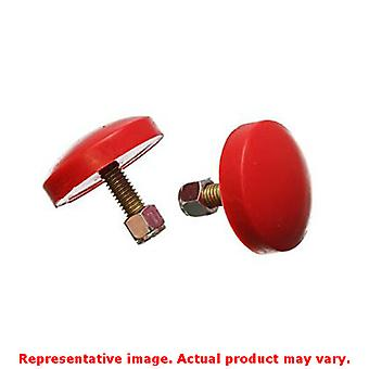 Energy Suspension Bump Stop 9.9102R rote Front passt: BUICK 1963-1965 RIVIERA