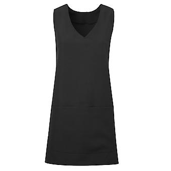 Premier Womens/Ladies Wrap Around Sleeveless Tunic Apron
