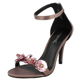 Kære Anne Michelle Flower Trim sandaler F10777