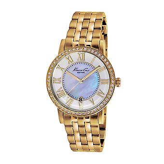 Kenneth Cole New York women's watch stainless steel 10017558 / KC4974