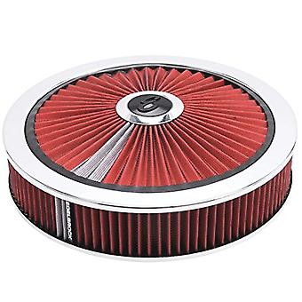 Edelbrock 1213 Chrome Air Cleaner Top