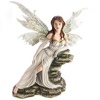 Vita Fairy på klippformation