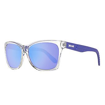Just Cavalli sunglasses women's transparent