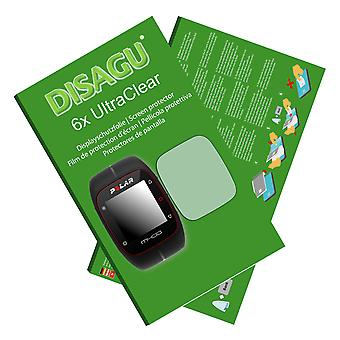 Polar M400 / M430 display protector - Disagu Ultraklar protector