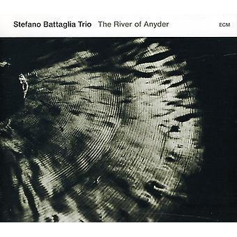 Stefano Battaglia Trio - River of Anyder [CD] USA import