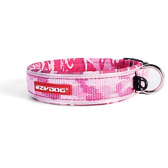 Ezydog Collar Neo Classic Pink Camu (Dogs , Collars, Leads and Harnesses , Collars)