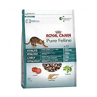 Royal Canin Cat Food Pure Feline No.3 Lively 300g