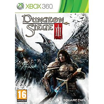 Dungeon Siege 3 (Xbox 360) - Factory Sealed
