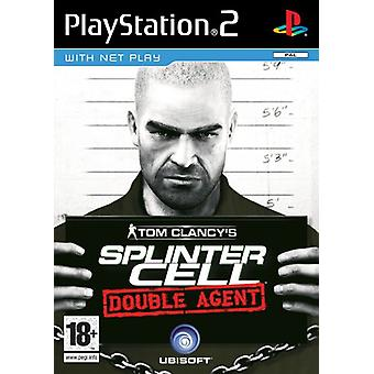 Tom Clancys Splinter Cell Double Agent (PS2)