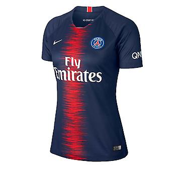 2018-2019 PSG Home Nike Womens Football Shirt