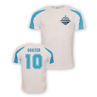 Shaun Goater Man City Sports Training Jersey (white)