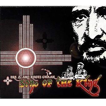 Dre Z & Wurzeln Gwaan - Söhne des Königs [CD] USA import