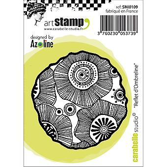 Carabelle Studio Cling Stamp 2.75