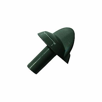 Granito di Indesit' fornello 6 posizione manopola di calore