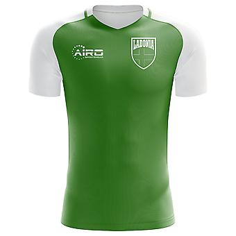 2018-2019 Ladonia Home Concept Football Shirt
