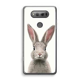 LG V20 Transparent Case - Daisy