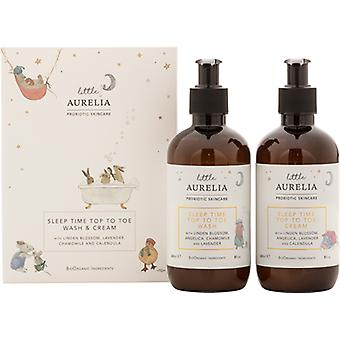 Aurelia Sleep Time Top to Toe Wash & Cream