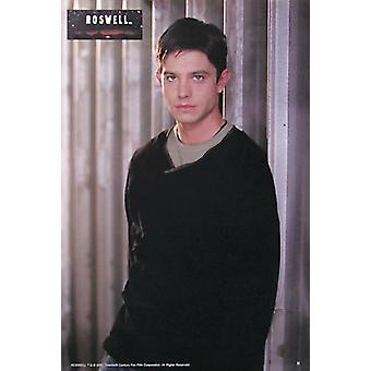 Roswell poster Jason Behr (max Evans)