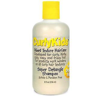 Curly Kids Detangling Shampoo 8oz