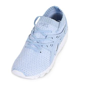 Asics Women's Gel Kayano Knit Lo HN7Q8 Lace Up Trainer Skyway