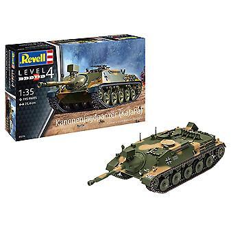 Revell RV03276 Kanonenjagdpanzer plastica modello Kit