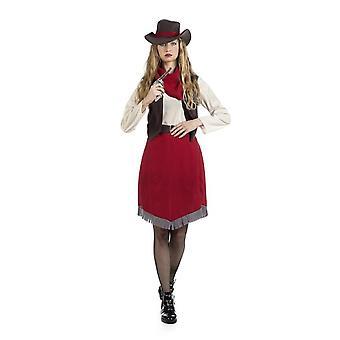 Cowgirl Ellen acoustic Lady Wild West Lady costume Western costume costume ladies