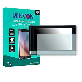 Garmin nüvi 2497LMT Screen Protector - Mikvon Clear (Retail Package with accessories)