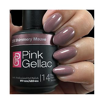 Emaille-permanente rosa Gellac 225 Shimmery Mauve
