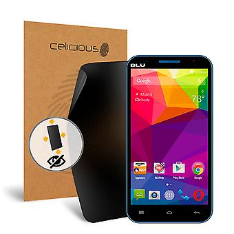 Celicious Privacy Plus 4-Way Anti-Spy Filter Screen Protector Film Compatible with BLU Neo 5.5