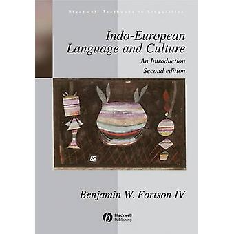 Lingua indoeuropea e cultura - An Introduction (2nd Revised edit