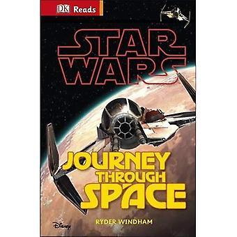 Star Wars resa genom rymden (DK läser början att läsa)