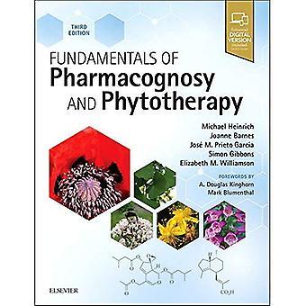 Principes fondamentaux de la pharmacognosie et phytothérapie (broché)