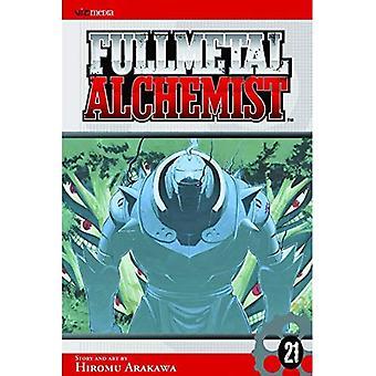 Fullmetal Alchemist Volume 21