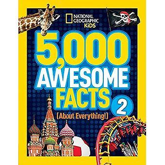 5.000 fatti impressionante (circa tutto!) 2