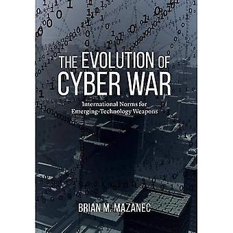 Utvecklingen av Cyber krig: internationella normer för nya högteknologiska vapen