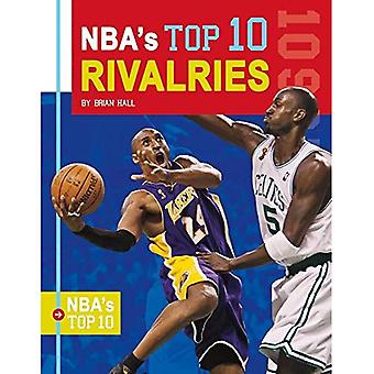 NBA's Top 10 rivaliteter (Nba: s topp 10)
